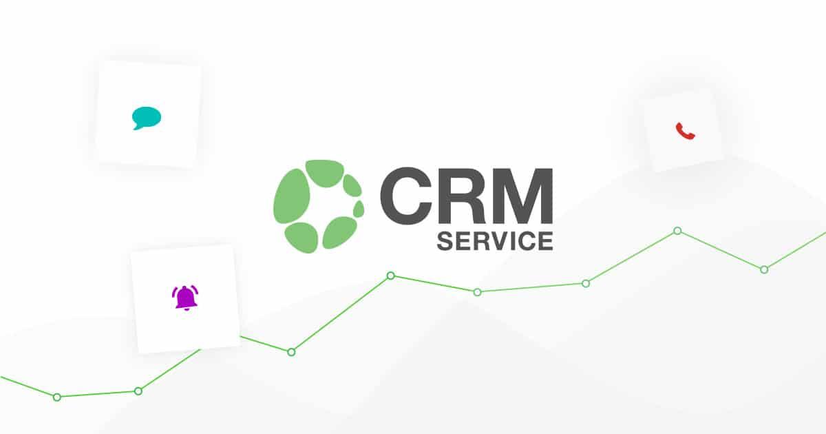 The Self-Service Portal | CRM-service Oy