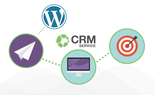 CRM-service Wordpress Connector